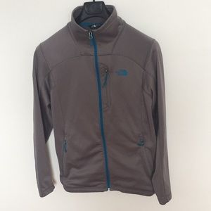 The North Face Zip Front Jacket Small Grey